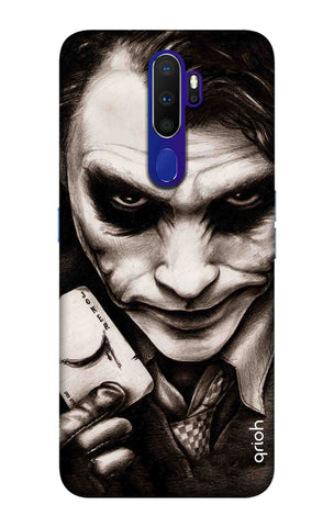 Why So Serious Oppo A9 2020 Cases & Covers Online