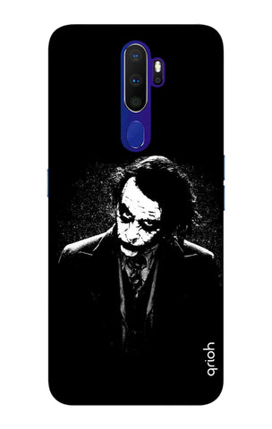 Black Satan Oppo A9 2020 Cases & Covers Online