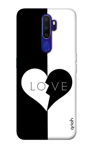 Love Oppo A9 2020 Cases & Covers Online