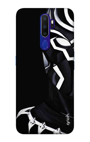 Panther Warrior Case Oppo A9 2020 Cases & Covers Online
