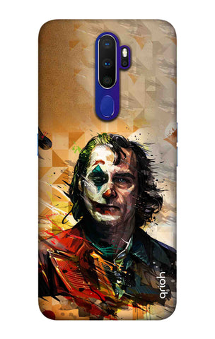 Psycho Villan Case Oppo A9 2020 Cases & Covers Online