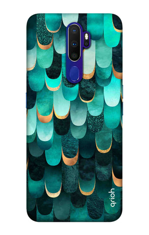 Aqua Marine Case Oppo A9 2020 Cases & Covers Online
