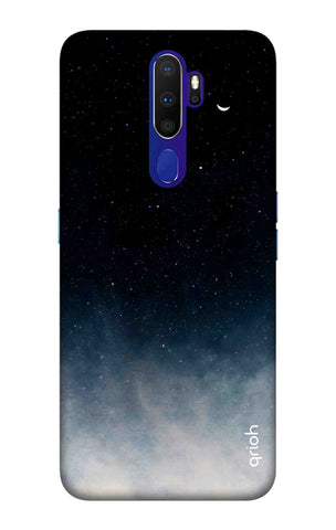 Black Aura Case Oppo A9 2020 Cases & Covers Online