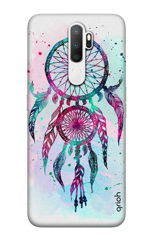 Dreamcatcher Feather Oppo A5 2020 Cases & Covers Online