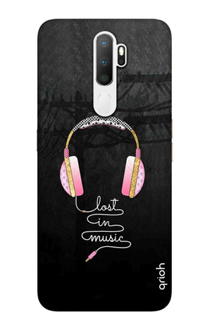 Lost In Music Oppo A5 2020 Cases & Covers Online