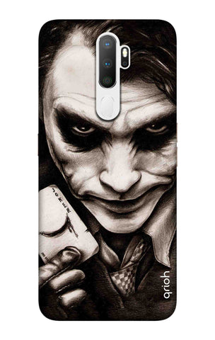 Why So Serious Oppo A5 2020 Cases & Covers Online