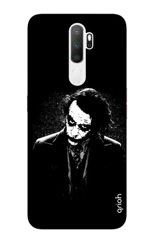 Black Satan Oppo A5 2020 Cases & Covers Online