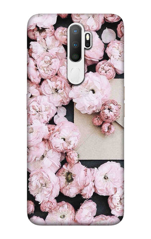 Roses All Over Oppo A5 2020 Cases & Covers Online