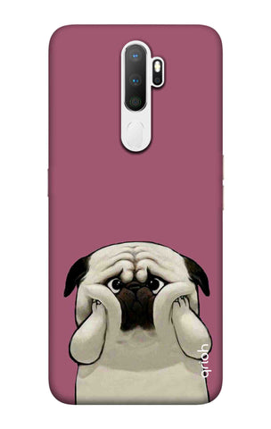 Chubby Dog Case Oppo A5 2020 Cases & Covers Online