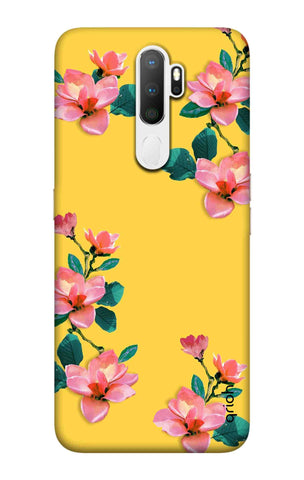 Elegant Floral Case Oppo A5 2020 Cases & Covers Online