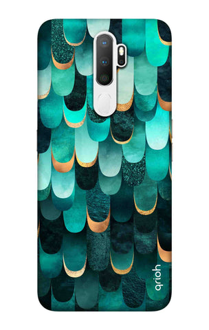 Aqua Marine Case Oppo A5 2020 Cases & Covers Online