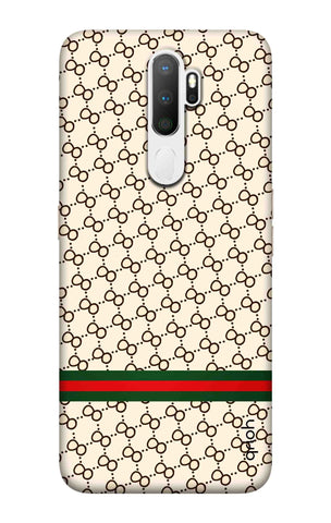 Luxurious Pattern Case Oppo A5 2020 Cases & Covers Online