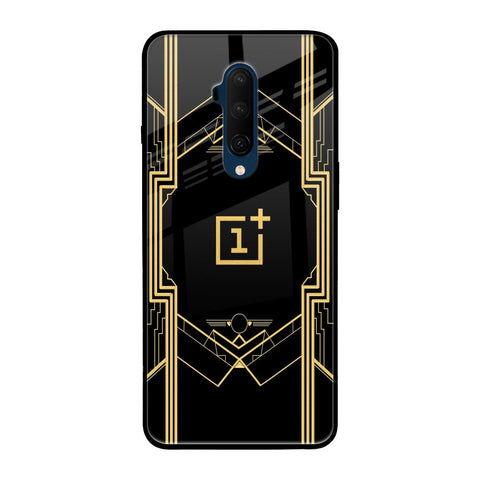 Sacred Logo OnePlus 7T Pro Glass Cases & Covers Online