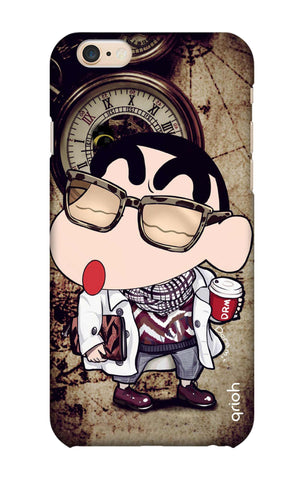 Nerdy Shinchan iPhone 6S Plus Cases & Covers Online