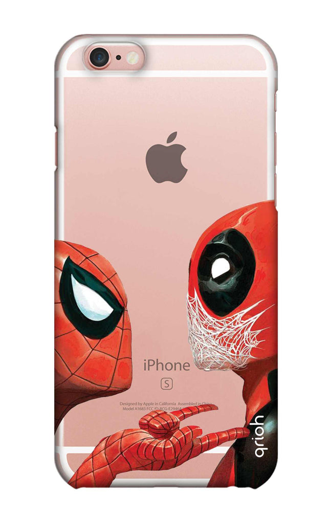 l'ultimo facfa 6fcd3 Sup Deadpool Case for iPhone 6S Plus