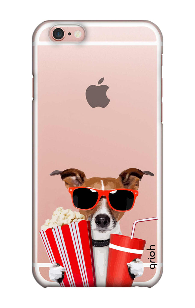 brand new 3747b 39fae Dog Watching 3D Movie Case for iPhone 6S Plus