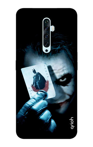 Joker Hunt Oppo Reno2 F Cases & Covers Online