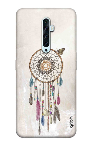 Butterfly Dream Catcher Oppo Reno2 F Cases & Covers Online