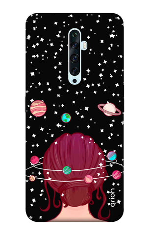 Galaxy In My Mind Case Oppo Reno2 F Cases & Covers Online