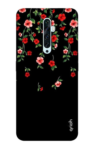 Floral Deco Case Oppo Reno2 F Cases & Covers Online