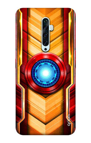 Arc Reactor Case Oppo Reno2 F Cases & Covers Online