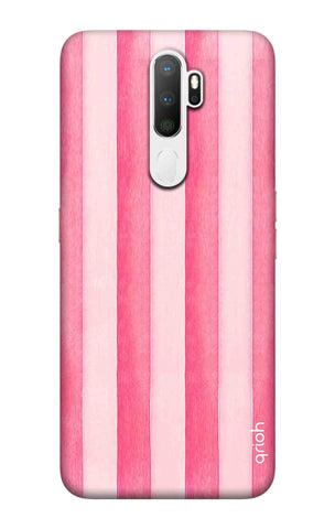 Painted Stripe Oppo A11 Cases & Covers Online