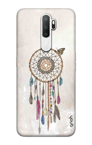 Butterfly Dream Catcher Oppo A11 Cases & Covers Online