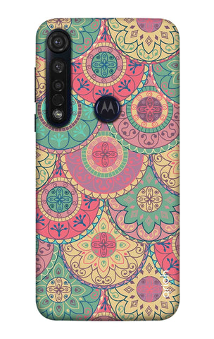 Colorful Mandala Motorola Moto G8 Plus Cases & Covers Online