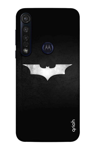 Grunge Dark Knight Motorola Moto G8 Plus Cases & Covers Online
