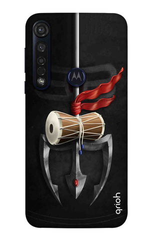 Mahadev Trident Motorola Moto G8 Plus Cases & Covers Online