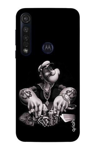 Rich Man Motorola Moto G8 Plus Cases & Covers Online
