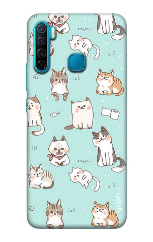 Cat Kingdom Infinix S5 Cases & Covers Online