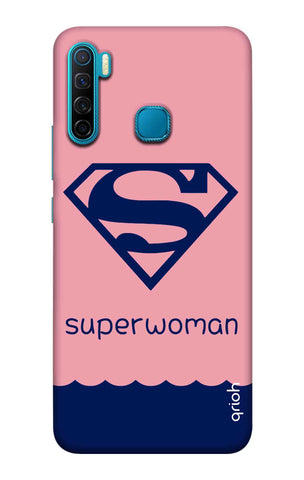 Be a Superwoman Infinix S5 Cases & Covers Online