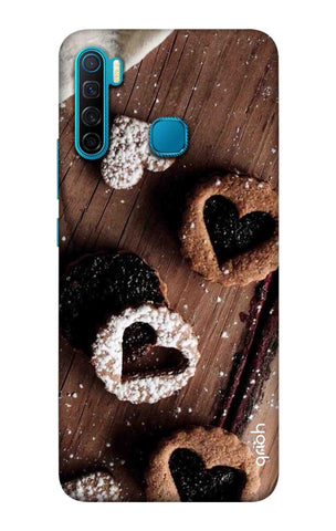 Heart Cookies Infinix S5 Cases & Covers Online