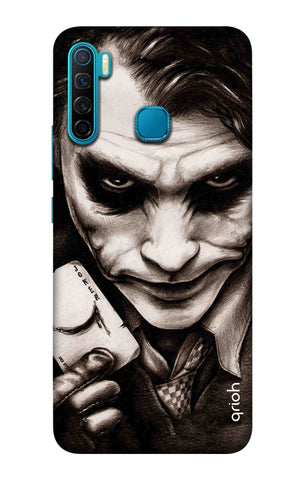 Why So Serious Infinix S5 Cases & Covers Online