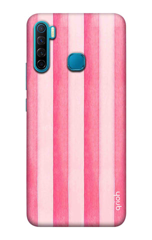 Painted Stripe Infinix S5 Cases & Covers Online