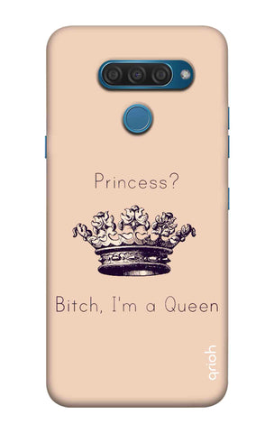Queen LG Q60 Cases & Covers Online