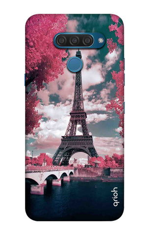 When In Paris LG Q60 Cases & Covers Online