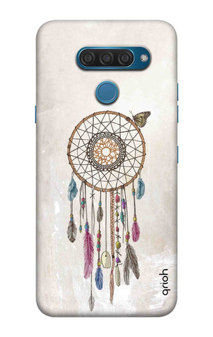 Butterfly Dream Catcher LG Q60 Cases & Covers Online