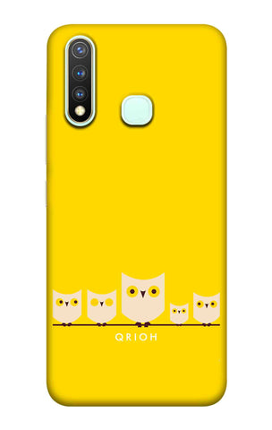 Owl Family Vivo Y19 Cases & Covers Online