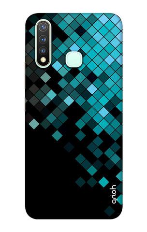 Square Shadow Vivo Y19 Cases & Covers Online
