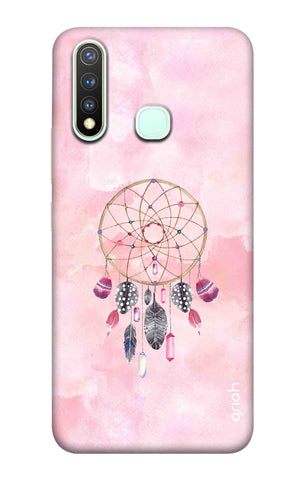 Pink Dreamcatcher Vivo Y19 Cases & Covers Online