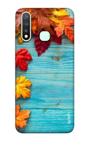 Fall Into Autumn Vivo Y19 Cases & Covers Online