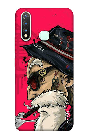 Hipster Oldman Vivo Y19 Cases & Covers Online