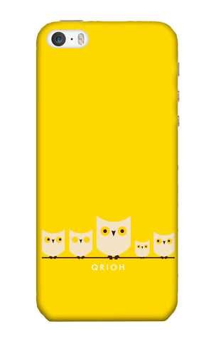 Owl Family iPhone SE Cases & Covers Online