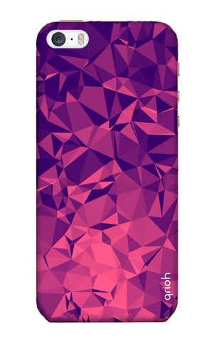 Purple Diamond iPhone SE Cases & Covers Online
