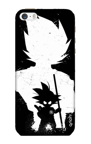 Goku Unleashed iPhone SE Cases & Covers Online