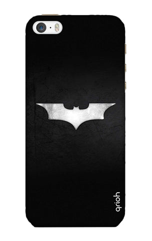 Grunge Dark Knight iPhone SE Cases & Covers Online