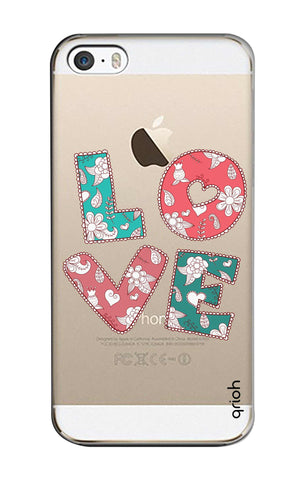 Love Text iPhone SE Cases & Covers Online