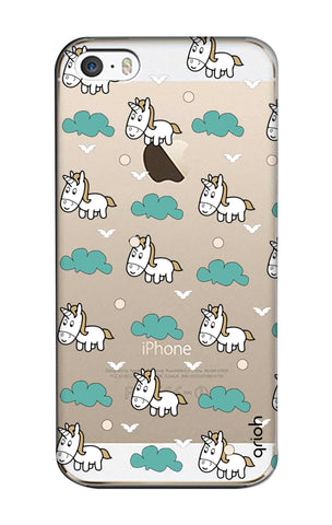 Unicorn In The Clouds iPhone SE Cases & Covers Online